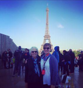 Eiffel Tower hat