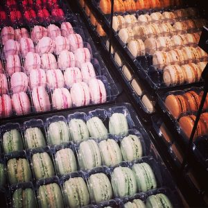 Macarons from the Marais District